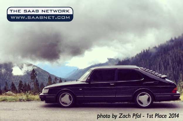 Saab Network Photo Contest