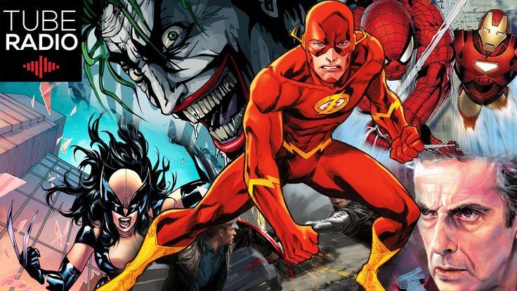 Iron Man y Spider-Man juntos Adiós Inhumanos! X-23 en Wolverine 3 Avatar vs StarWars En este vídeo te compartimos las siguientes noticias de la cultura pop: Robert Downey Jr. aparecerá como IRON MAN en SPIDER-MAN: HOMECOMING; X-23 podría aparecer en WOLVERINE 3; warner bros. busca actores para interpretar a cinco personajes secundarios de la película de the flash; los guionistas de AVENGERS: INFINITY WAR hablan sobre THANOS; INHUMANOS se queda oficialmente sin fecha de estreno; conoce a…