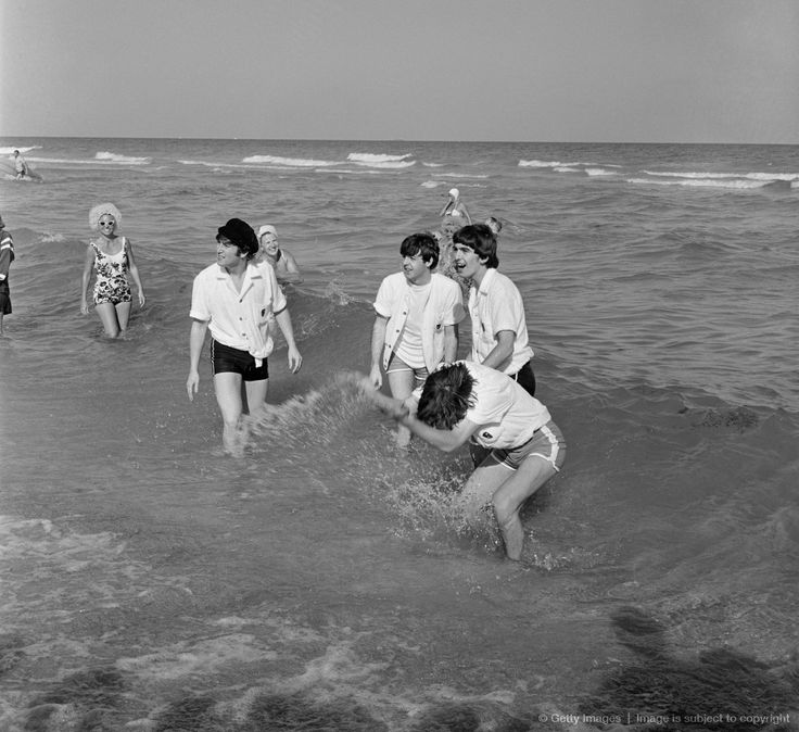 Beatles Miami Beach