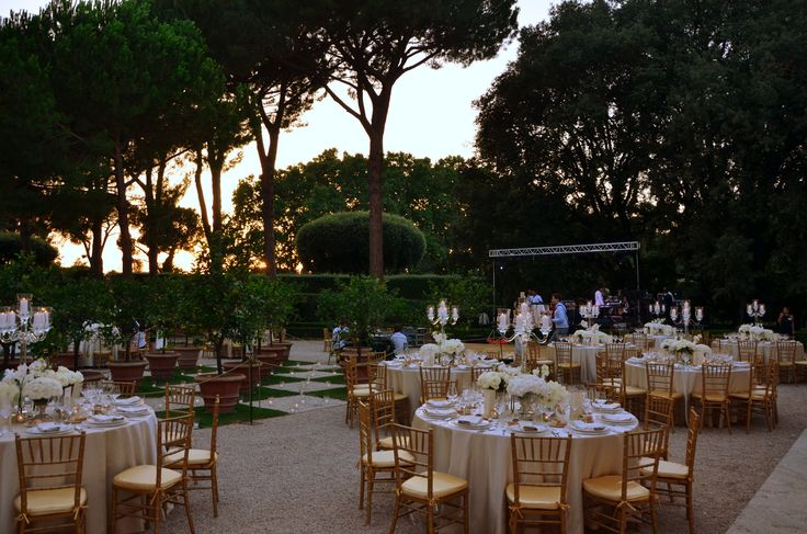 Wedinitaly - Wedding in Rome - Villa Aurelia - Weddings in Italy - Raffaella Alflatt - photo by Marco Buresti