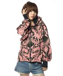KTZ(ケイティーゼット)の「【KTZ】Bird hoodie jacket(パーカー)」