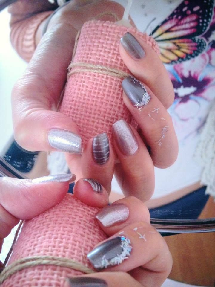 about grey's #nailart