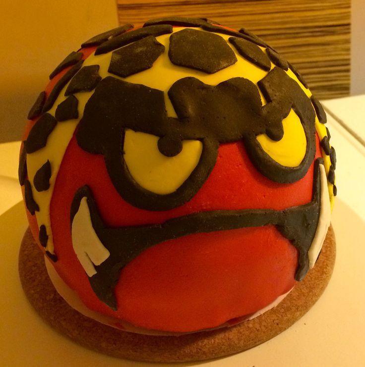 LEGO Nexo Knights globlin cake