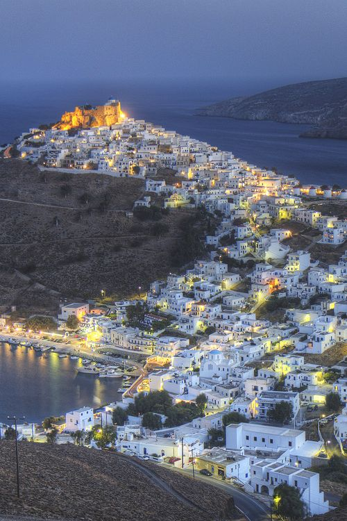 Astypalaia in #Greece is a Greek island with 1,334 residents #Miessence #CertifiedOrganic www.miessence.com