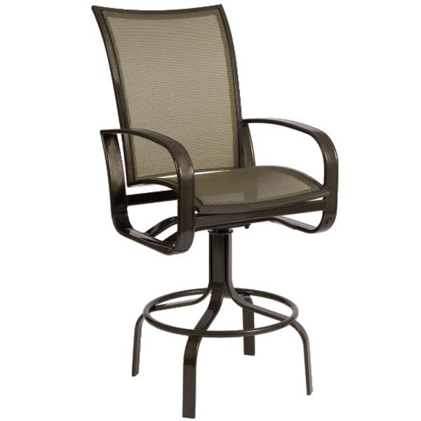 Patio Bar Stools Clearance | This Outdoor Bar Stool Will Dry Quickly & Offers a Clean & Crisp ...