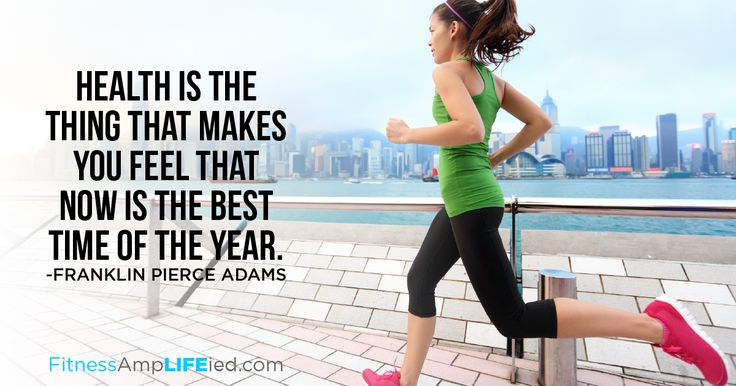 Exercise, proper diet, and an optimistic outlook are