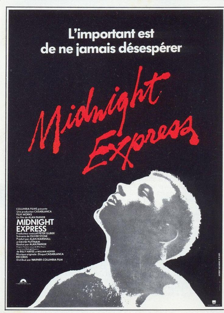 Risultati immagini per midnight express poster