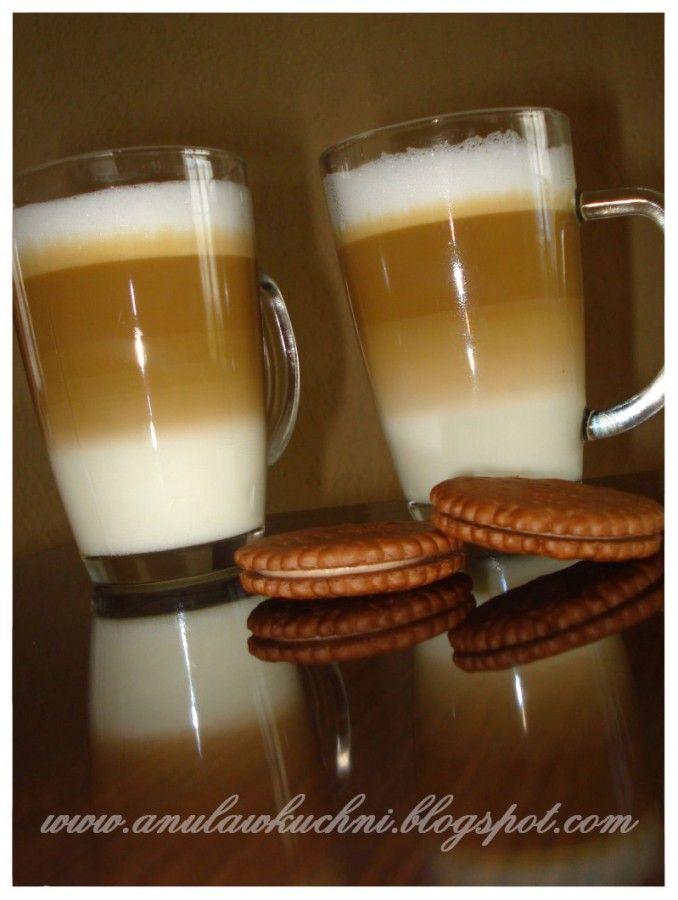 caffe latte macchiato by anuulaa