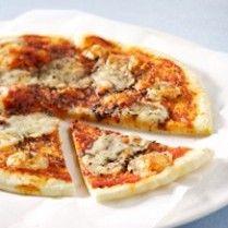PIZZA MARGHERITA http://www.sajiansedap.com/mobile/detail/2069/pizza-margherita