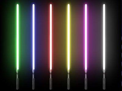 Jedi Lightsaber Colors Related Keywords & Suggestions ... Star Wars Lightsaber Colors