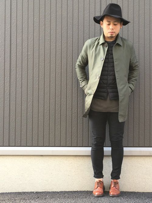 ShiNichi|ドレスシューズを使ったコーディネート - WEAR