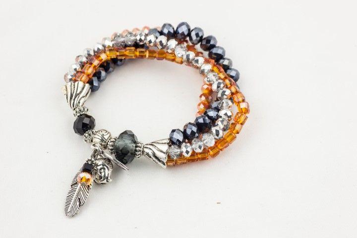 Zen bracelet Numero 44 - EmKha