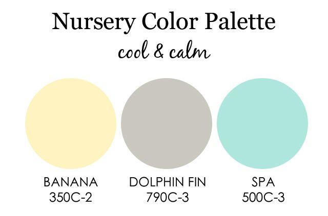 Image result for nursery colour palette unisex