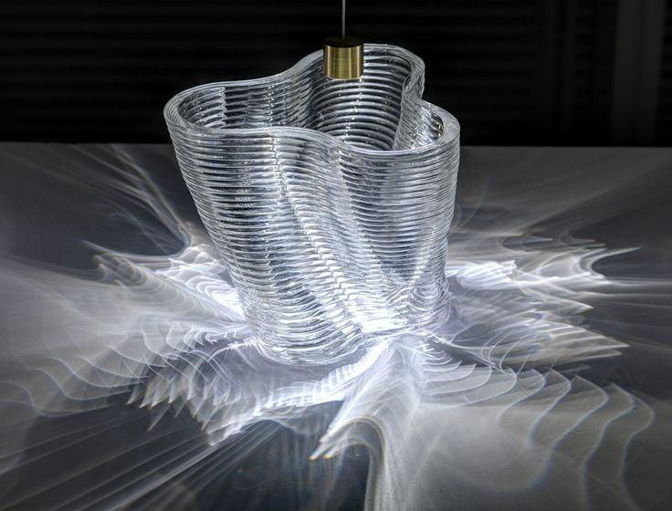 light caustic sculpture - Google Search