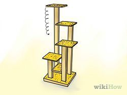 Make a Cat Tree - wikiHow