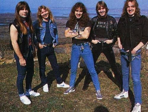 1000 images about iron maiden on pinterest artworks heavy metal and custom products. Black Bedroom Furniture Sets. Home Design Ideas