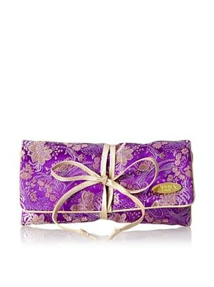 42% OFF Amrita Singh Women's Singapore Jewelry Roll, Purple