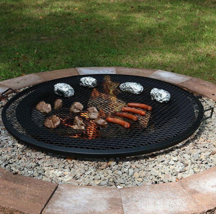 1000 Ideas About Backyard Fire Pits On Pinterest: 1000+ Ideas About Fire Pit Cooking On Pinterest