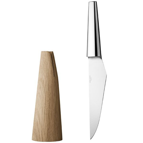 Barbry knives combine scandinavian design and food culture. Stylish knives designed by Aurélien Barbry are available in different sizes for different usages – they are a joy to use and look at.