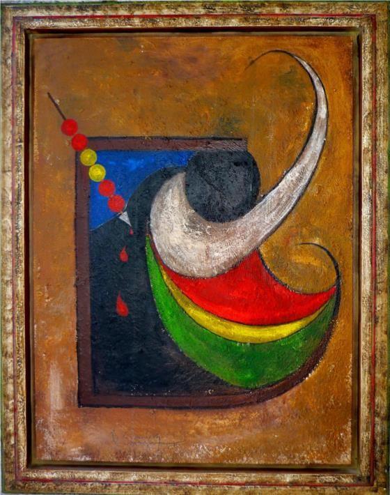 "Miguel Robledo Cimbrón: ""Tauromaquia"" (2004)"