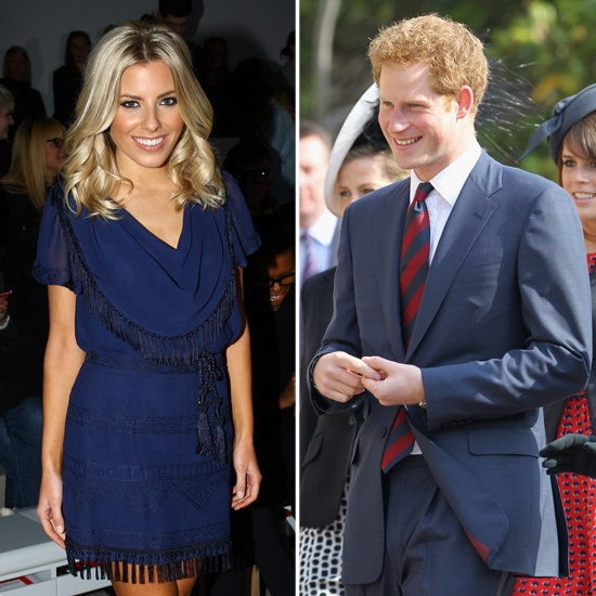 I don't care who Prince Harry is dating but I want her dress.
