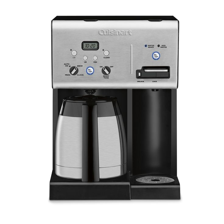 Cuisinart 10cup thermal programmable coffee maker