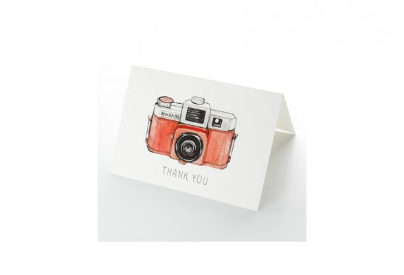 Client Care Cards photography camera