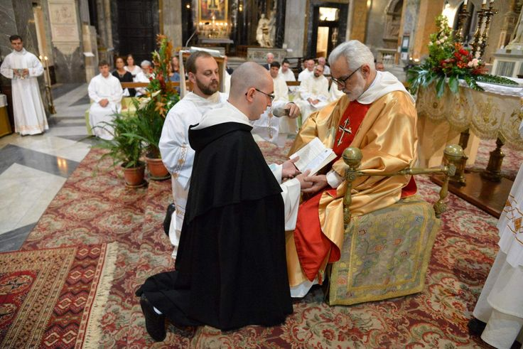 First Profession  - Roman Province of St Catherine of Siena, Rome,12 Sept. 2015