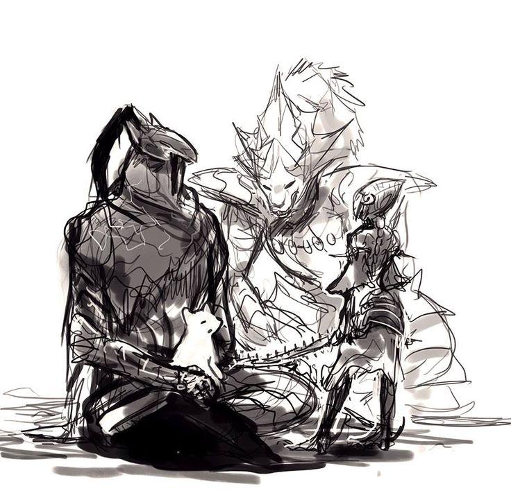 Dark Souls Bowed Bent Broken Di Dynamis Su Efp