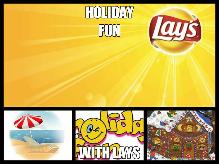 No matter where you go this Holiday be sure to do it in style with #LAYS #Aroundtheworldwithlays