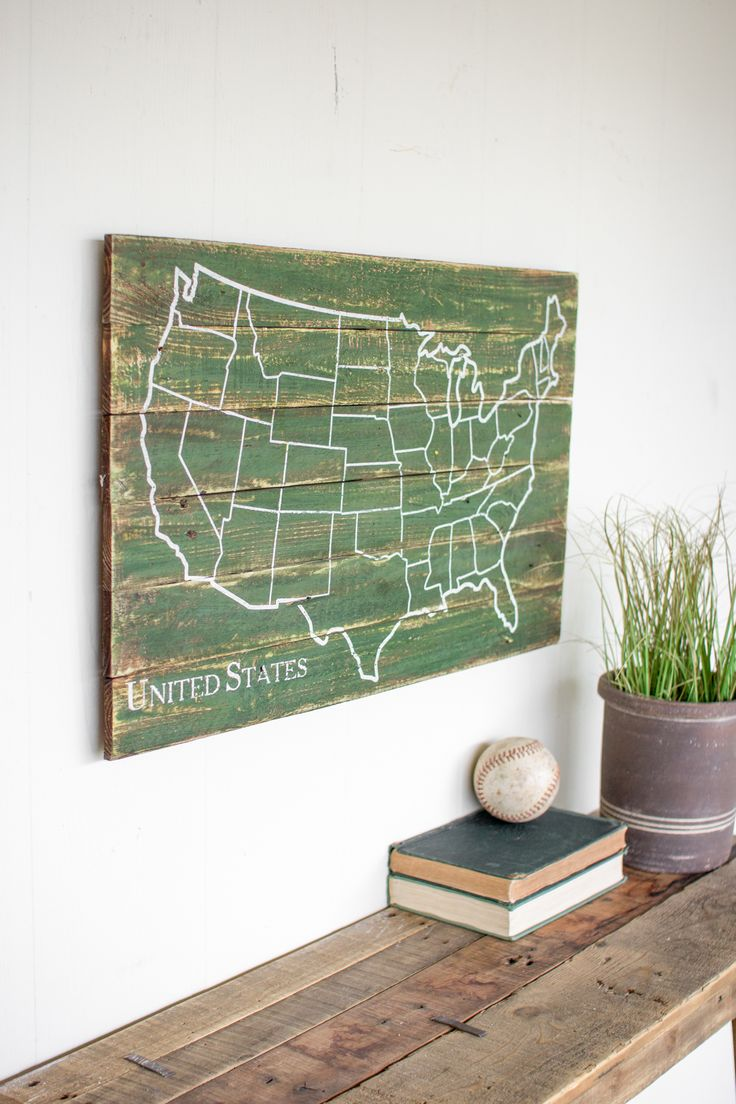 United States Wall Art amazoncom wooden map united states map art wood wall art. maps