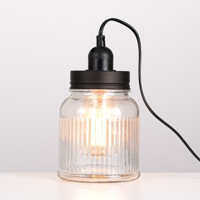 http://www.iconiclights.co.uk/vintage-glass-jam-jar-table-lamp-with-ribbed-pattern.html