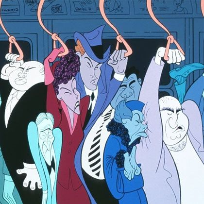Fantasia 2000 (Rhapsody in Blue) Great Depression & Harlem Renaissance! A good topic introduction and discussion starter