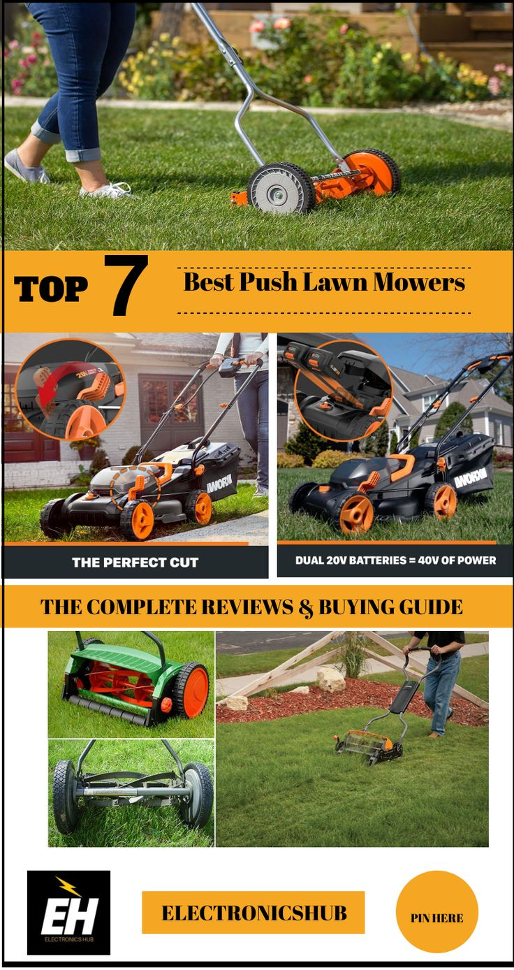 The Best Lawn Mower Of 2020 Manual Guide