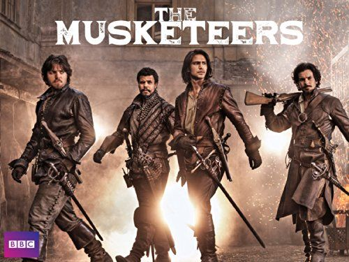 The Musketeers (TV Series 2014– )