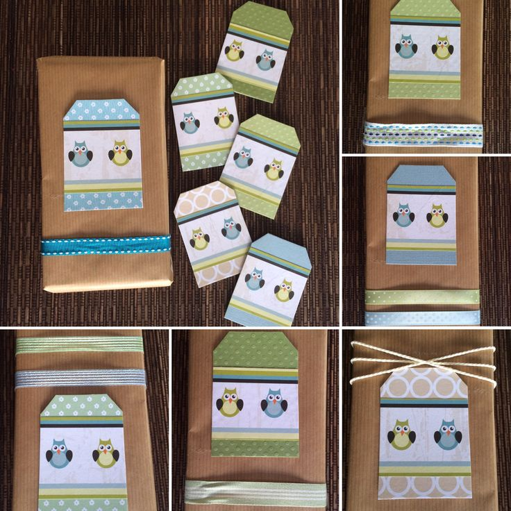 Round Robin Creations Gift Tags and Gift wrapping ideas