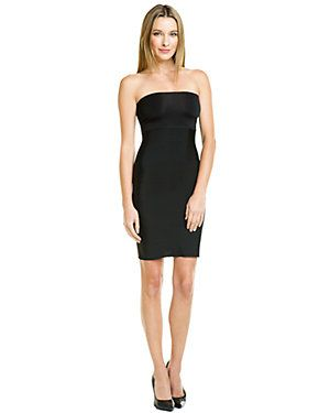 Spanx sale: Black Strapless Full Slip on sale today for $29.90 – normally $72