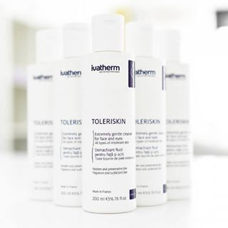 Instagram photo by ivatherm_dermatocosmetics - Ai incercat noul demachiant #Toleriskin?