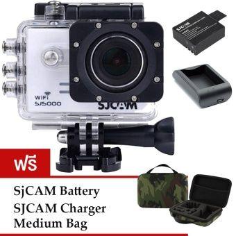 รีวิว สินค้า SJCAM Sj5000 WiFi 14MP - Red (+Battery+Charger+MediumBag) ☏ การรีวิว SJCAM Sj5000 WiFi 14MP - Red ( Battery Charger MediumBag) เก็บเงินปลายทาง | codeSJCAM Sj5000 WiFi 14MP - Red ( Battery Charger MediumBag)  รายละเอียด : http://shop.pt4.info/hFQdy    คุณกำลังต้องการ SJCAM Sj5000 WiFi 14MP - Red ( Battery Charger MediumBag) เพื่อช่วยแก้ไขปัญหา อยูใช่หรือไม่ ถ้าใช่คุณมาถูกที่แล้ว เรามีการแนะนำสินค้า พร้อมแนะแหล่งซื้อ SJCAM Sj5000 WiFi 14MP - Red ( Battery Charger MediumBag)…