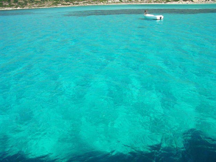 Crete Beach Elafonisi Lagoon Beaches
