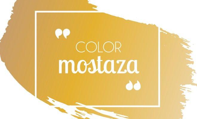 Las temporadas pasan y el mostaza sigue presente en muchos diseños. Aprende cómo combinar el color mostaza en tu ropa con las nuevas tendencias de SS 2017.