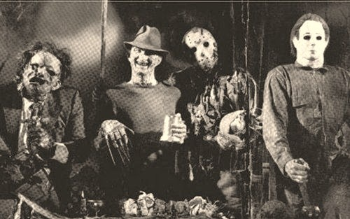 good halloween horror films