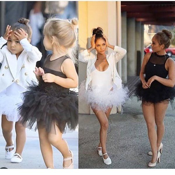 Penelope and North Halloween costumes cute