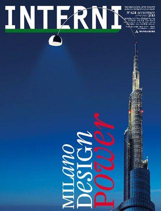 Interni 634 - Interni Magazine cover photo: Matteo Cirenei