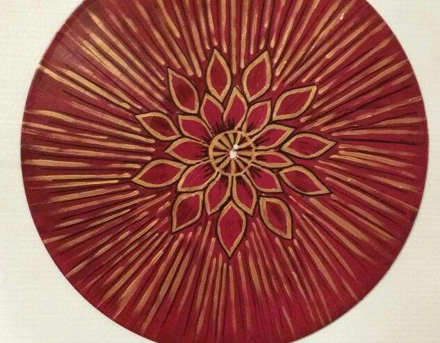 Vinyl lotus