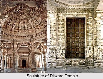 Dilwara temples located at Mount Abu in Rajasthan date back from the 11th to 13th century. These exquisite temples made of marble are dedicated to Jain Tirthankaras. For more visit the page. #temple #architecture #Jaintemples