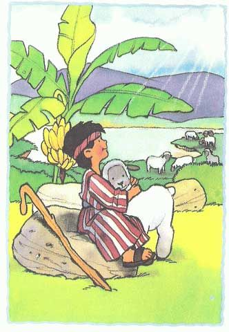 Bible Story of My Shepherd | Bible Story For Toddler