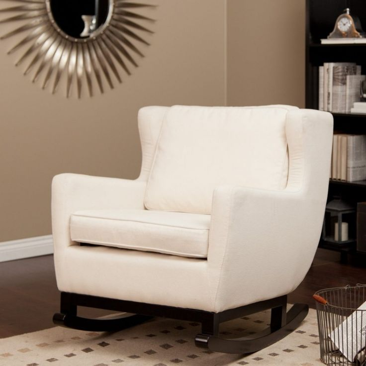 ideas about Upholstered rocking chairs on Pinterest  Rocking chair ...