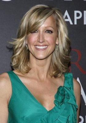 Lara Spencer always has super cute hair. I'm gonna get this next. :)