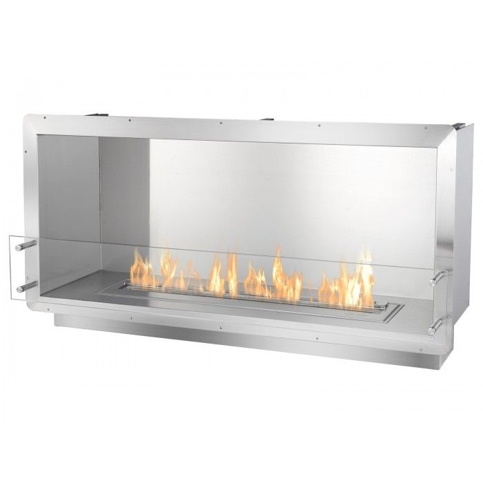 The Smart Ethanol Burning Firebox Is The Latest In Patented Fireplace  Technology By Ignis Development. Ideal For Installation In A Smaller Space  Or Custom ...
